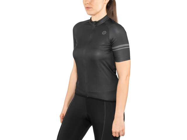 AGU Essential Shortsleeve Jersey Damer, black